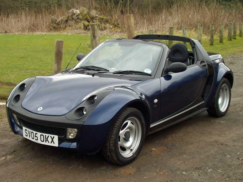 mcc smart roadster 2005 car specs and details 521340. Black Bedroom Furniture Sets. Home Design Ideas